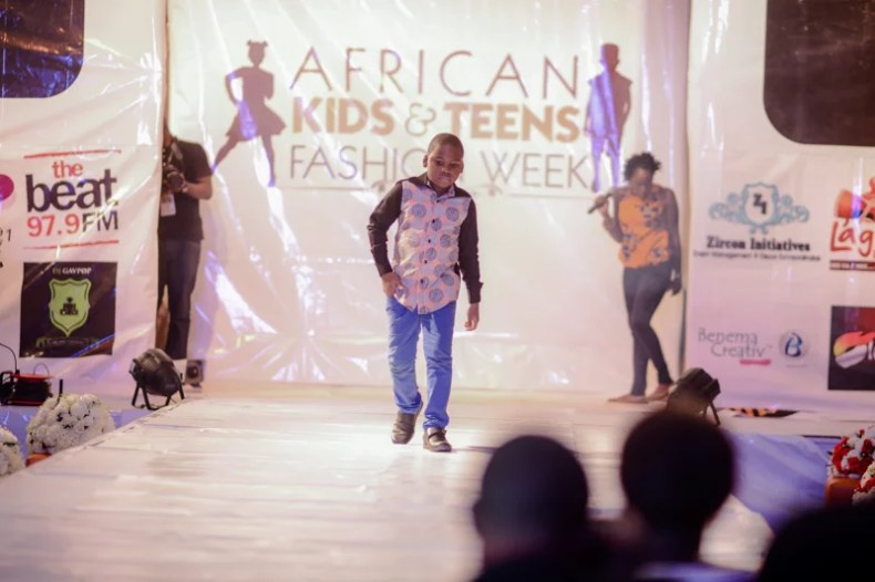 African Kids and Teens Fashion Week 2015 34