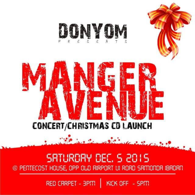DonYom -- Manger Avenue