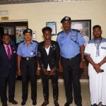 Photos: Mavin Records Act Korede Bello Named Youth Ambassador For Nigerian Police