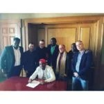 Sony Music Releases Official Press Statement Confirming Davido Signed Global Deal