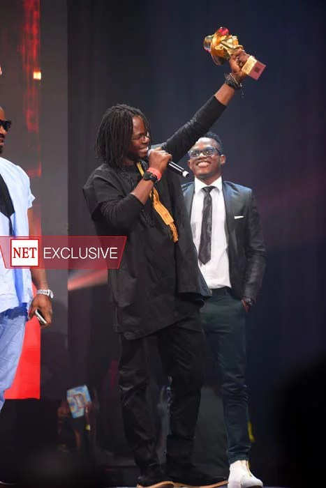 Photo from The Headies Awards 2015 09