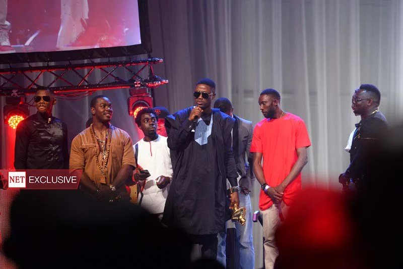 Photo from The Headies Awards 2015 14