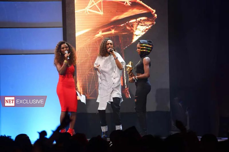 Photo from The Headies Awards 2015 15