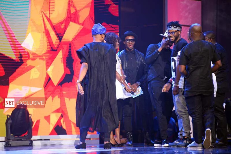 Photo from The Headies Awards 2015 31