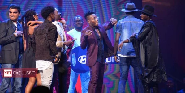 Photo from The Headies Awards 2015 38