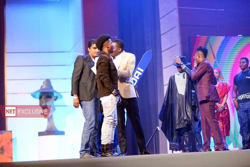 Photo from The Headies Awards 2015 40