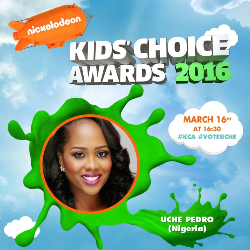 Bella Naija Nominate for Nickelodeon Kids Awards 2016