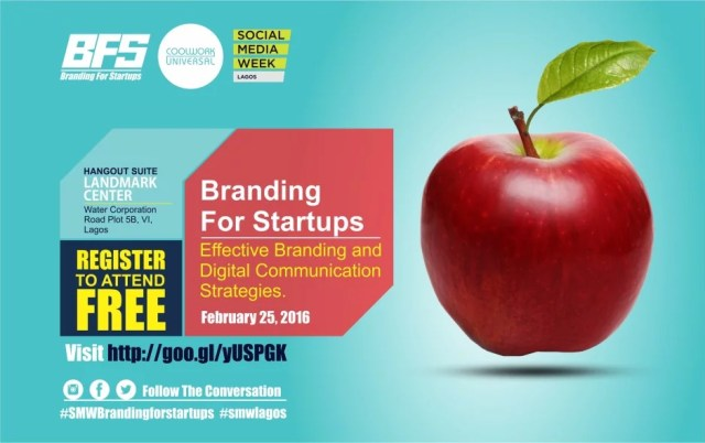 Branding For Startups at Social Media Week Lagos