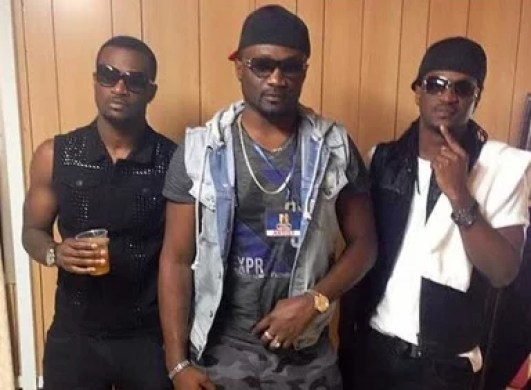 Finally! Jude Okoye Ends His Role as P-Square Manager