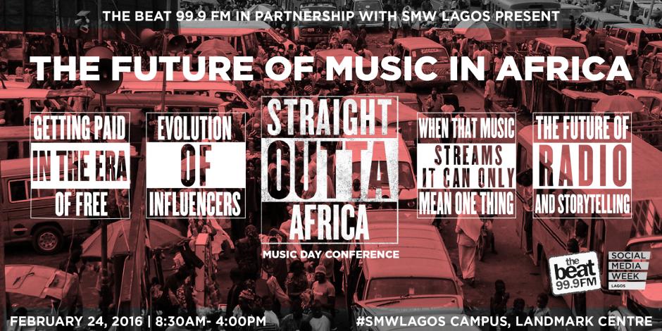 Music Event at Social Media Week Lagos 2016