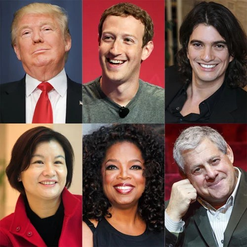 Forbes Magazine Billionaires List 2016