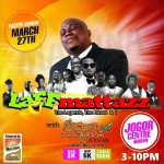 #Laffmattazz : D'banj, Alibaba, Seyi Law, Skales, Adekunle Gold, Simi, 9ice and Others Headlines for Laff Mattazz with Gbenga Adeyinka in Ibadan