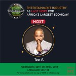 #NECLive4: D'Banj, Banky W, Falz, Funke Akindele, Julius Agwu, Kemi Adetiba, and Others Headlines as Speakers for Nigeria Entertainment Conference 2016