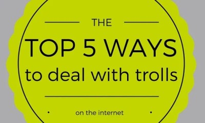 5 Ways to Deal with Online Trolls