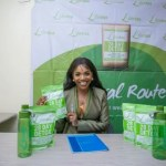 Just Like Ini Edo, Nollywood Actress Annie Idibia Becomes Brand Ambassador Slim Tea