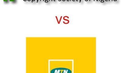 COSON vs MTN 16 Billion Law Suit