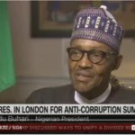 """Watch Full Video President Muhammadu Buhari with Christiane Amanpour on CNN : David Cameron's """" Fantastically Corrupt """"Comment on Nigeria is an Honest Statement"""