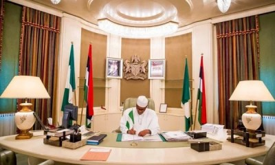 President Buhari Signs 2016 Budget into Law