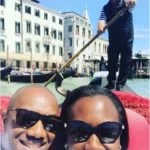 Photos:  Fela Durotoye & Tara Durotoye Celebrate Their 15th Wedding Anniversary in Romantic City