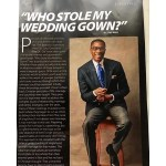 "Read this Interesting Article "" Who Stole My Wedding Gown "" by Pastor Tony Rapu"