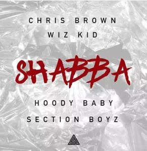 Chris Brown -- Shabba Ft. Wizkid, Hoody Baby & Section Boyz