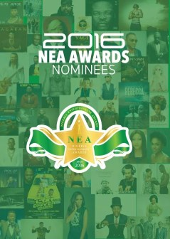 Full List of Nominees for Nigeria Entertainment Award 2016