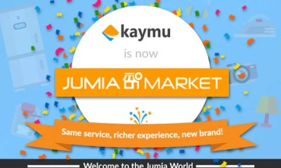 Kaymu becomes Jumia Market