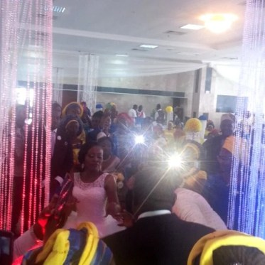 Ronke Giwa Wedding Photos