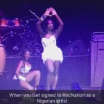 Mavin Records Act Tiwa Savage Speaks on her Roc Nation Deal