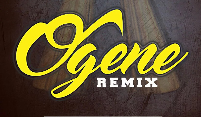 Zoro -- Ogene (Remix) Ft. Flavour, Lil Kesh & YCee Cover Art