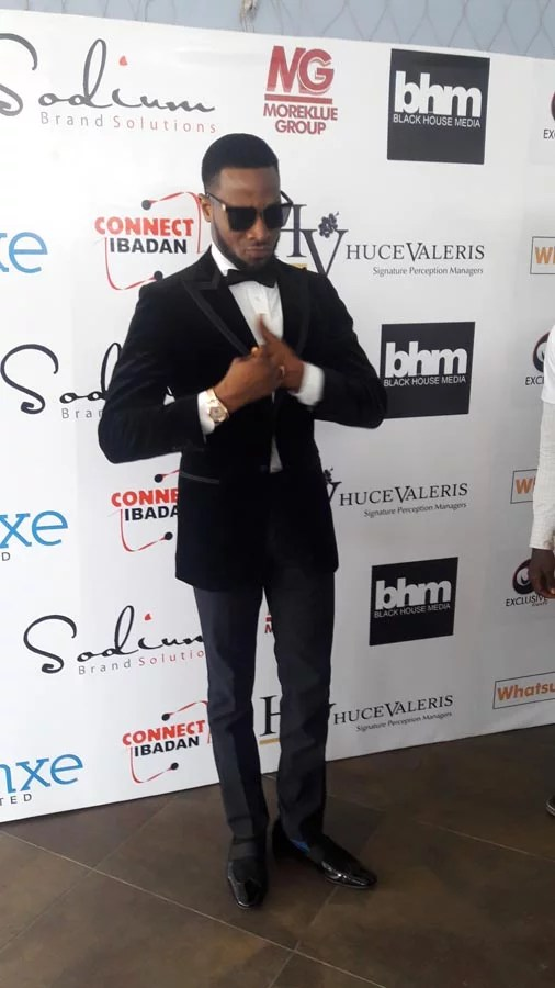 Dbanj at OSMD Network Youth Empowerment Summit