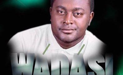 De Poet -- Wadasi (Prod by Gbade Adetisola) Cover Art
