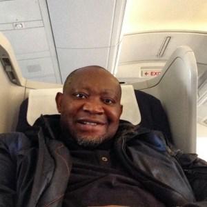 Paul Okoye of Upfront & Personal Booking