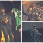 Naija Artistes Sweep Afrima Awards 2016, as Wizkid, Phyno, Flavour, Aramide Wins Big + Full List of Winner at Afrima Awards 2016