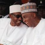 """Happy 54th Birthday to Senate President Bukola Saraki! Reads President Buhari Message to Saraki """" One of the Most Influential Politicians of Our Time """""""