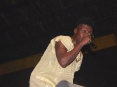 Reekado Banks Thank You Concert