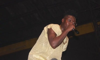 Reekado Banks Thank You Concert
