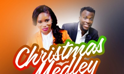 Yetunde Are -- Christmas Medley Ft. D'Krieton Cover Art
