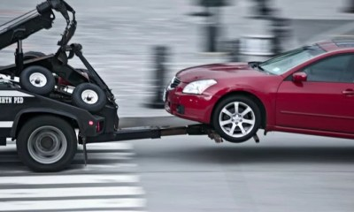 4 Situations Where a Towing Van Can Rescue You In Lagos