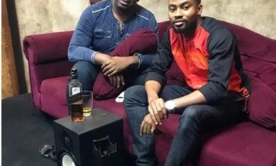 Don Jazzy and DJ Coublon