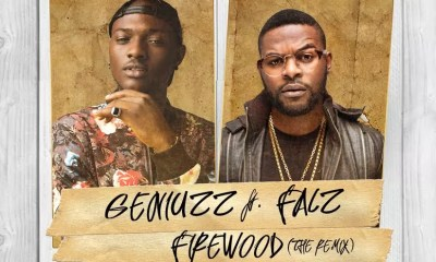 Geniuzz -- Firewood (Remix) Ft Falz Cover Art
