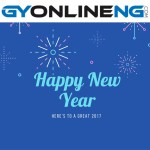 Wishing You Happy New Year! Here at GYOnlineNG, We Enter into 2017 with Positive Vibe