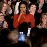 Michelle Obama Delivers Tearful Final Speech as First Lady, Urges Young People to Lead 'with Hope, Never Fear'