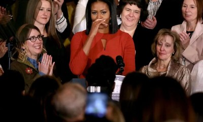 Michelle Obama Final Speech as First Lady