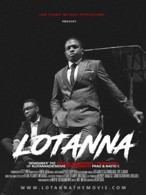 Praiz x Naeto C -- Remember (Lotanna Soundtrack) Cover Art