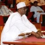 Dino Melaye's Certificate Scandal : Senate Suspends Former Majority Leader Ndume for 6 Months
