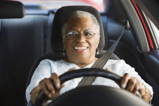 Africa Women Driving