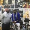 Diamond Sign Universal Music Deal