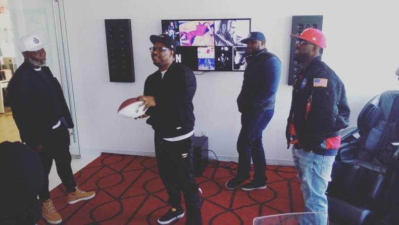 Iyanya at Roc Nation 00