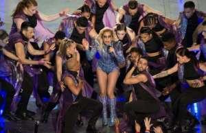 Lady Gaga Super Bowl Half-time Performance